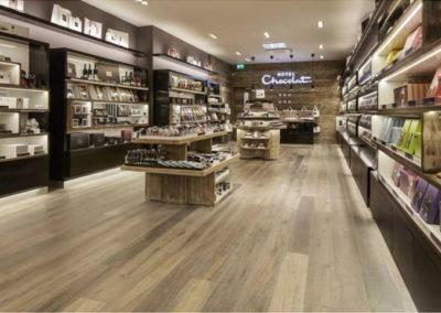 Oak Flooring Project London