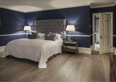 Bedroom Oak Flooring London