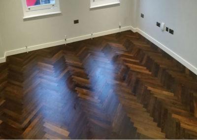 Floor Staining in London