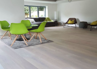 Floor Staining Project London