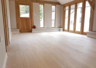 Floor Staining London