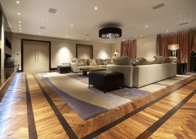 Flooring Project London
