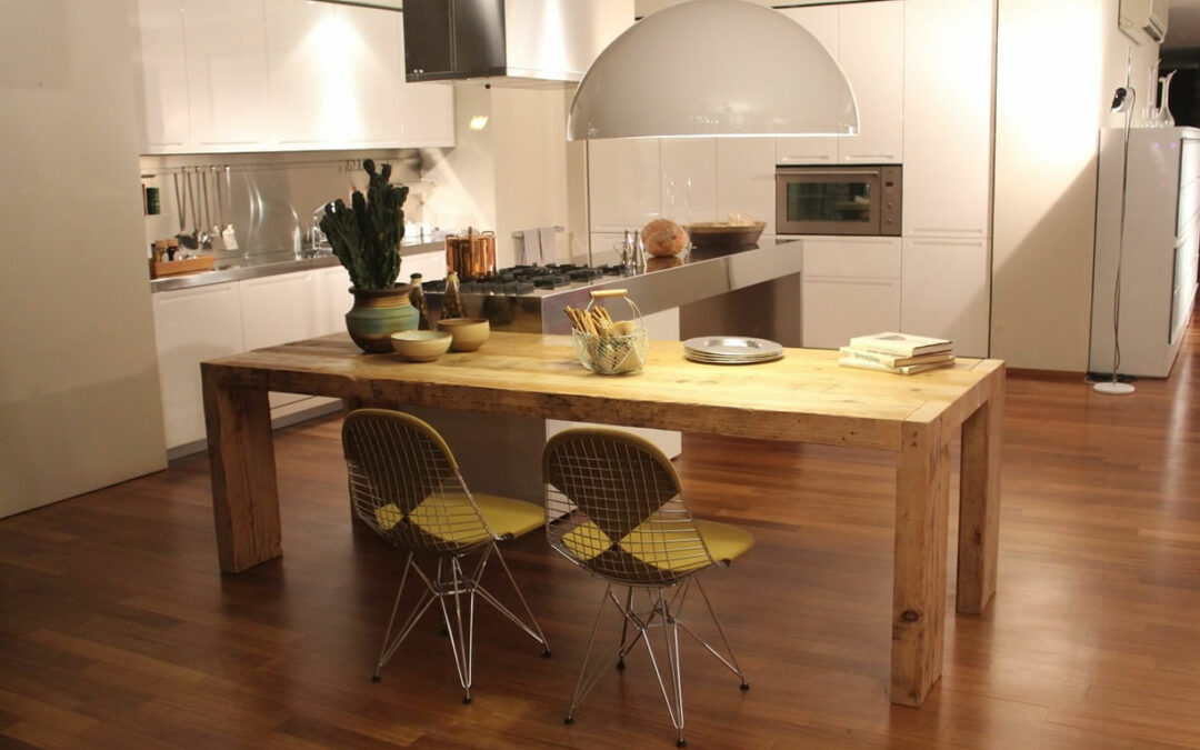 Mixing Wooden Furniture and Making it Look Right